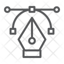 Curvature Tool Graphic Icon
