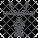 Curvature Tool Design Icon