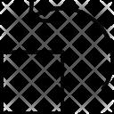 Arrow Curve Reload Icon