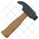 Curve Claw Hammer Icon