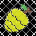 Custard Apple Fruit Healthy Icon
