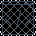 Custom Coding Development Icon