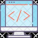 Mcustom Coding Custom Coding Web Coding Icon