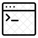 Custom Coding Web Development Web Coding Icon