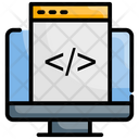 Custom Coding Coding Custom Icon