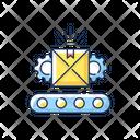 Custom Manufacturing Icon
