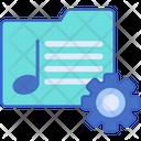 Custom Music Playlist Music Playlist Playlist Icon