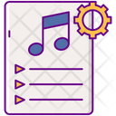 Custom Music Playlist Icon