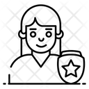 Custom Protection Icon