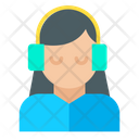 Call Center Assistant Customer Services Icon