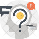 Customer Support Chat Icon