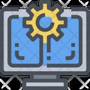 Customer Customer Support Computer Icon