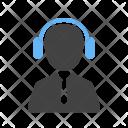 Customer Listening Care Icon