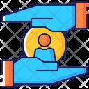 Customer Marketing Retention Icon