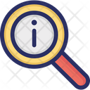 Customer Information Support Icon