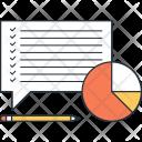 Customer Survey Analytics Icon