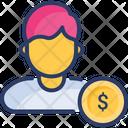 Customer Client Service Icon