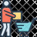Customer Regular Shopper Clientele Icon
