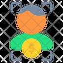 Customer User Avatar Icon