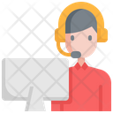 Customer Service Support Icon