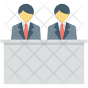 Customer Service Front Icon