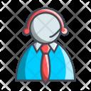 Customer Help Information Icon