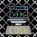 Customer Acquisition Cost Customer Attraction Icon