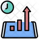 Customer Behavior Screen Icon