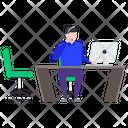 Customer Care Call Service Call Centers Icon