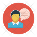 Support Chat Service Icon