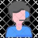 Admin Costumer Help Icon