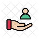 Customercare Support User Icon