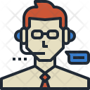 Customer Service Team Icon