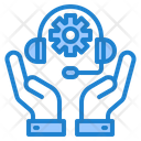 Setting Support Help Icon