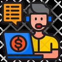 Customer Care Customer Service Help Support Icon