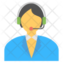 Customer Care Virtual Icon