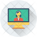 Live Chat Customer Icon