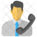 Customer Care Call Service Call Centers Icon