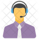 Customer Care Customer Services Customer Representative Icon