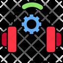 Customer Care Setting Customer Assist Customer Support Icon
