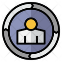 Customer Center Consumer Support Icon