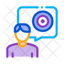 Customer Chat Icon