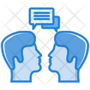Customer Chat Customer Chatting Customer Care Icon