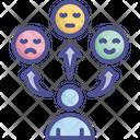 Customer Choice Customer Emotion Icon