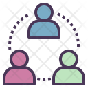 Customer Community People Icon