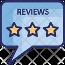 Customer Consideration Feedback Marketing Result Icon