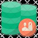 Customer Database Icon