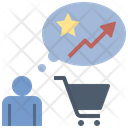 Customer Experience Buyer Expectation Icon