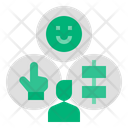 Customer Experience User Experience Interface Icon