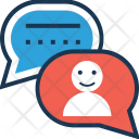 Customer Feedback Comment Icon